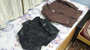 Brand new Pure leather jackets for men and boy
