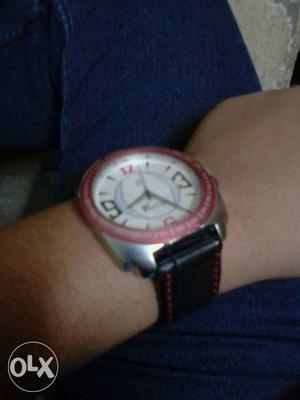 Brand new watch with cool stylish dial and