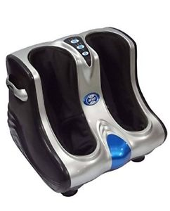 JSB HF05 Leg and Foot Massager (Silver-Black) MRP RS