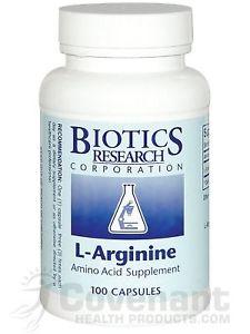 L-Arginine 100 C - Biotics