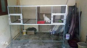 Pet cage for sale in good condition selling