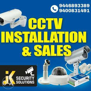 2MP Home security system, gate automation, vdp installation