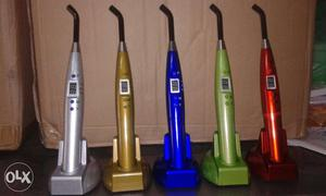 Dental brand new cordless light cure
