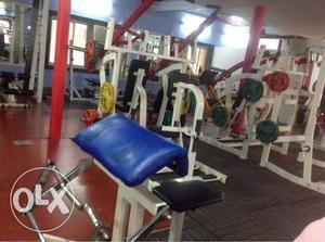 Establish your own Gym. Be an Entrpreneur.