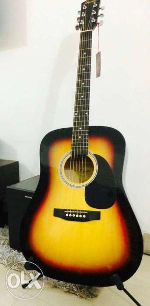 Fender Acoustic just 2 months old