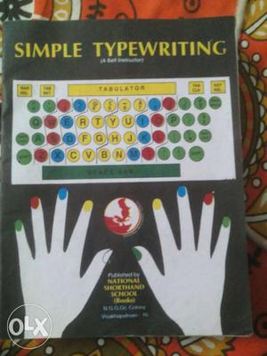 It has things which helps to learn typing