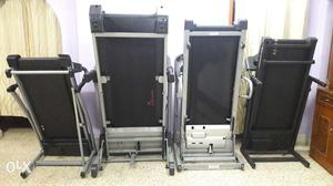 Used motorized treadmills with free demo