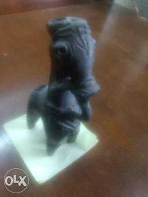 Famous Terracota Horse of Bankura West Bengal