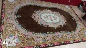 Kashmiri Carpet Pure Wool