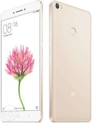 Refurbished Xiaomi MI MAX Gold 4GB 128GB