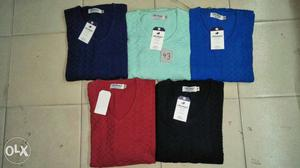 Available all types of branded sweaters in cheap in price