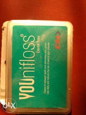 Dental Floss for dental problem & gum care use as
