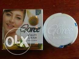 Goree Beauty Cream With Box
