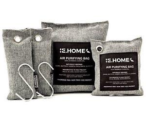 IE.HOME 100% All Natural Activated Bamboo Charcoal Air