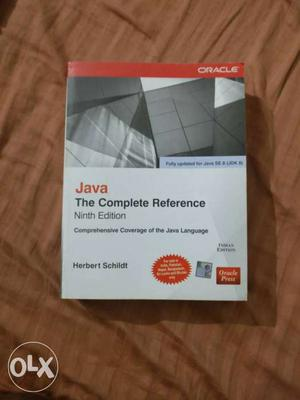 Java The Complete Reference Ninth Edition Book