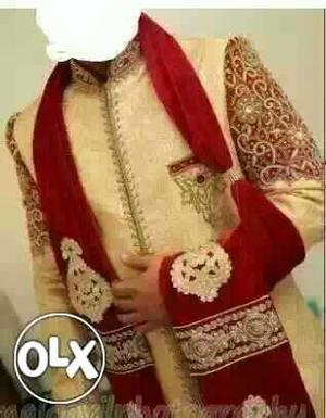 Manyavar indo- western Style Royal Men's