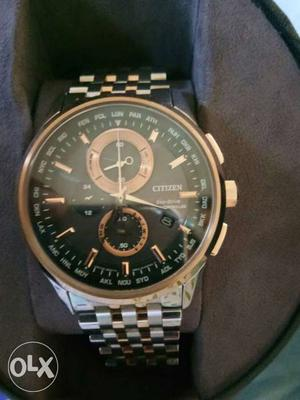 This is a brand new watch brough from US, Citizen