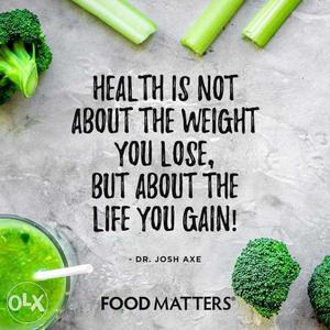 Weight lose and gain management program