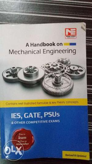A Handbook on Mechanical Engineering by Made Easy, GATE