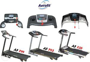 Aerofit motorized treadmills and walkers for home use for