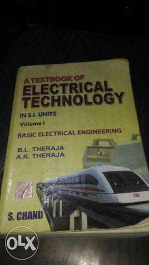 Electrical technology book for electrical