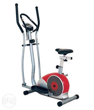 Ellipticals , orbitrek , exercise cycle  for
