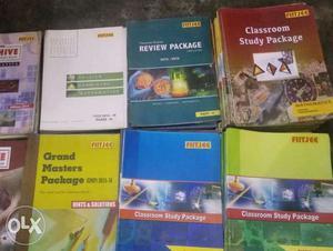Fiitjee Books for IIT preparation ( books  