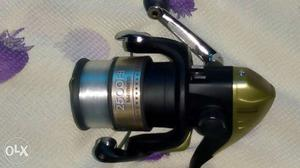 Fishing reel, Shimano reel with 100 mtr line