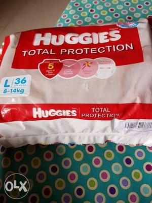 Huggies total protection diapers for sale