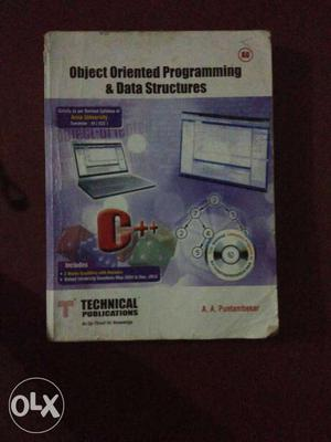 Object Oriented Programming & Data Structures Textbook
