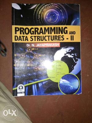 Programming And Data Structures - II Book