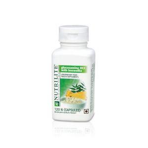 Amway Nutrilite Glucosamine Hcl with Boswellia Capsule
