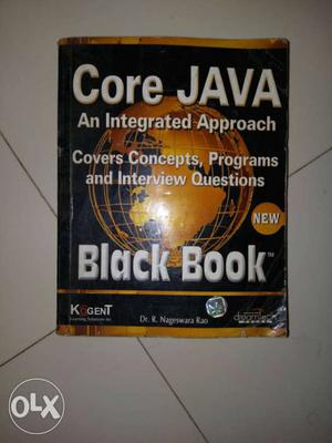 Core Java Black Book
