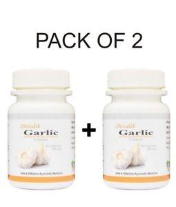 Garlic- Allium sativum_Lasuna 120 Capsules Special For