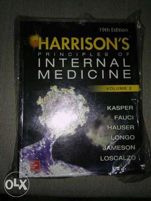 Harrison's Principles Of Internal Medicine Book Screenshot