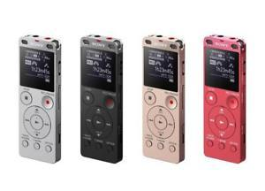 New Imported Sony ICD-UX560F Digital Voice Recorder with