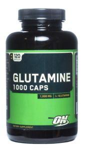 OPTIMUM NUTRITION - Glutamine  mg - 120 Capsules