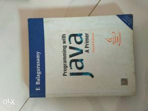 Programming With JAVA balagurusamy