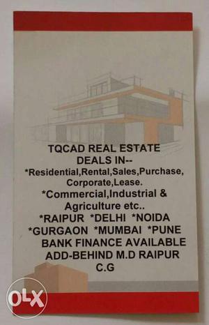 TQCAD Real Estate Book