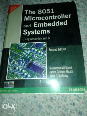 microcontroller textbook for electronics and