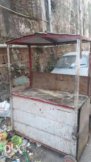 Biryani fast food counter