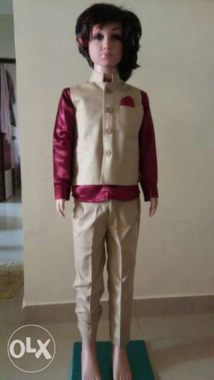 Branded suite and sherwani in low price hurry up
