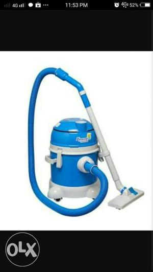 Eurocleanvacuum cleaner 2 yrs old used only twice in perfect