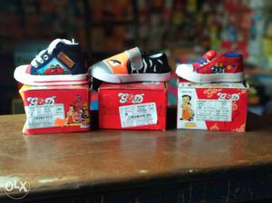 G&D branded kids shoes!!! available in 6 to 10