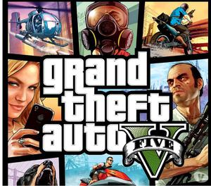 Grand Theft Auto 5 Game For Pc Ahmedabad