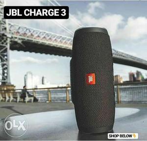 Jbl charge 3 speaker water proof new speaker