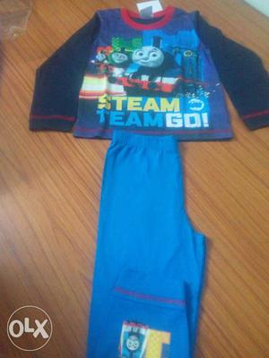 Kids boys girls new tops and pants wholesale