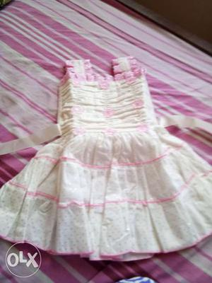 New frock for 1 to 3 year baby