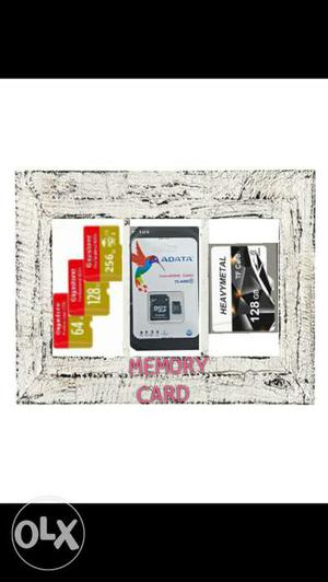 64 gb memory card Rs gb Rs gb