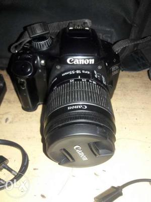 Canon eos 550D good condition only 1 year old